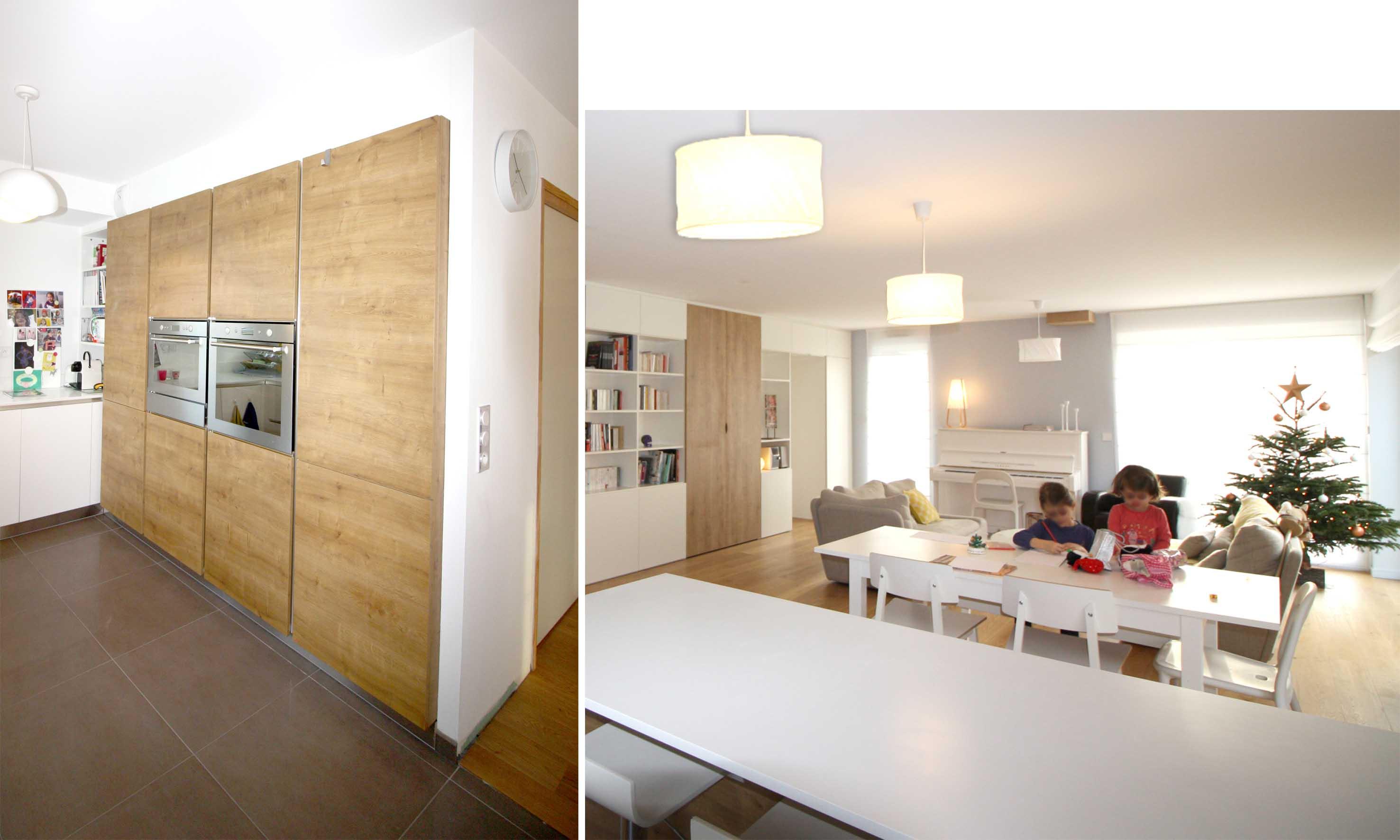 rdc maison neuve boddaert interieur architecte interieur lille nord. Black Bedroom Furniture Sets. Home Design Ideas