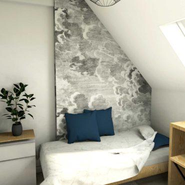architecte intérieur architecte d'intérieur interieur architecture décorateur decoration décoration plans esquisses meuble mobilier sur-mesure sur mesure cuisine équipée aménagée 3D meuble espace conception rangements maitre d'œuvre contemporain studio 11m² aide à la vente
