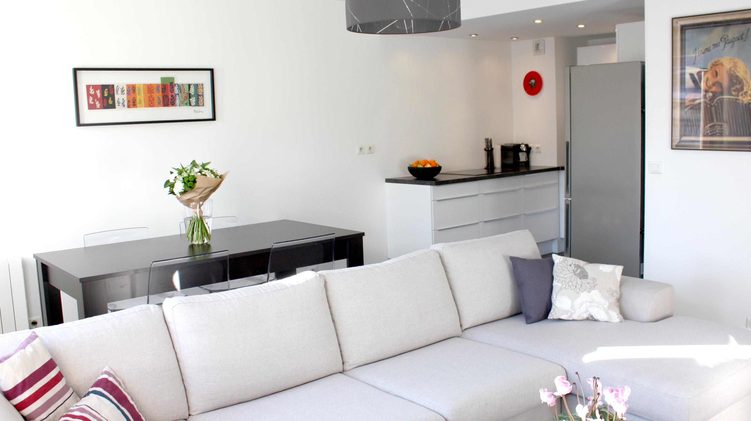 deco appartement t2 perfect bel appartement dco moderne et soigne t le havre secteur sainte. Black Bedroom Furniture Sets. Home Design Ideas