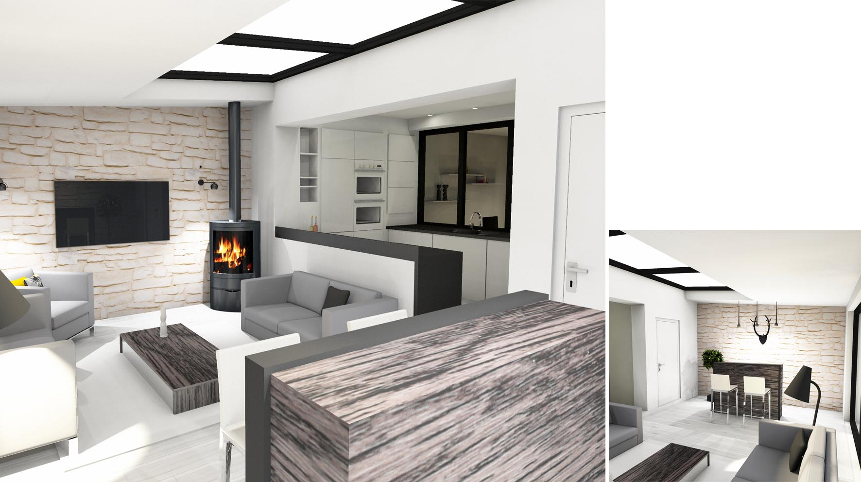 home staging maison boddaert interieur architecte interieur lille nord. Black Bedroom Furniture Sets. Home Design Ideas