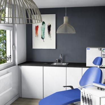 architecte interieur decoration professionnel pédicure podologue cabinet médical salle d'attente