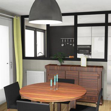 ouvrir une cuisine simple cuisine moderne chicoutimi chicoutimi salle a manger design noir et. Black Bedroom Furniture Sets. Home Design Ideas