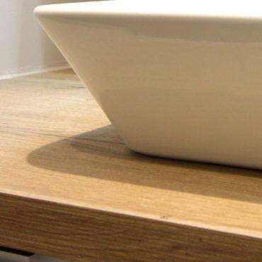 architecte intérieur architecte d'intérieur interieur architecture décorateur decoration décoration plans esquisses meuble mobilier sur-mesure sur mesure salle de bain douche 3D conception baignoire ambiance spa blanc bois beige chambre bleu dressing
